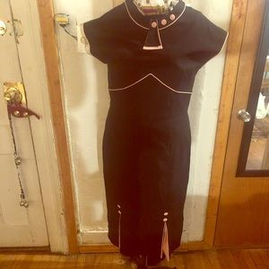 Stop starring! Wiggle dress plus sized